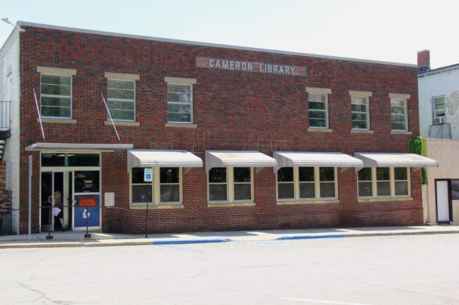Cameron Library