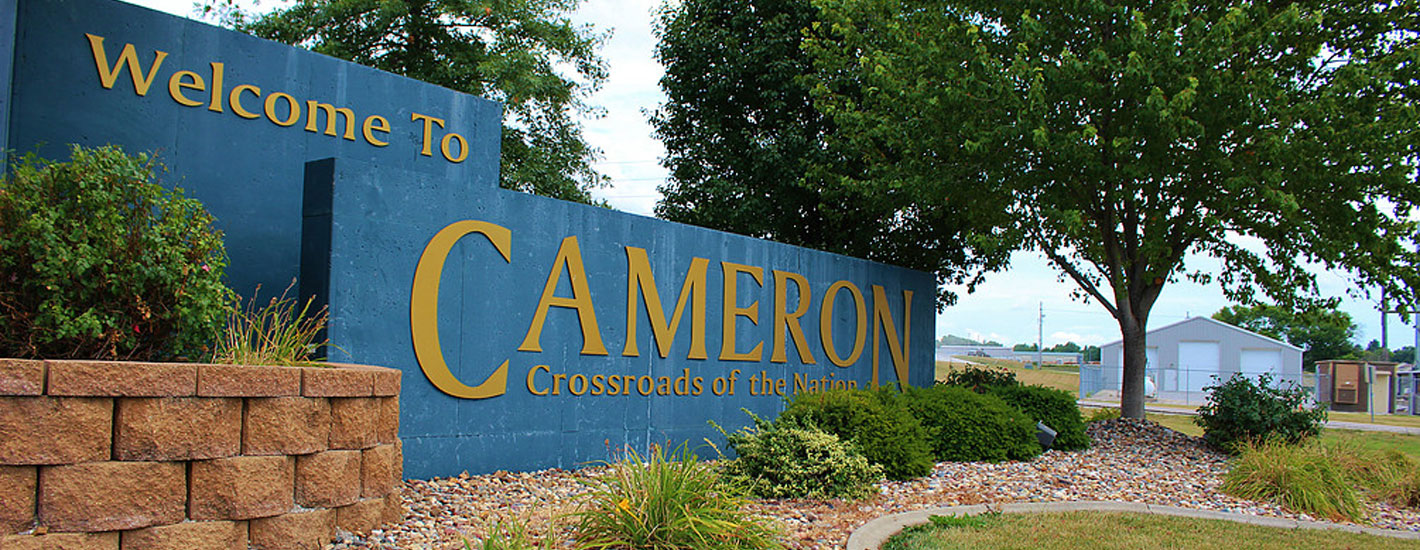Cameron is the place you have been seeking. Find out why!